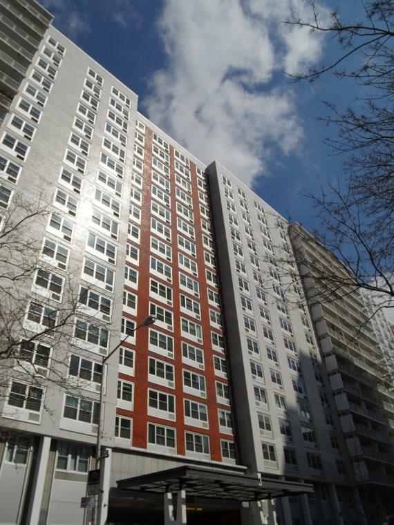 NYU – 1-4 Washington Square Village