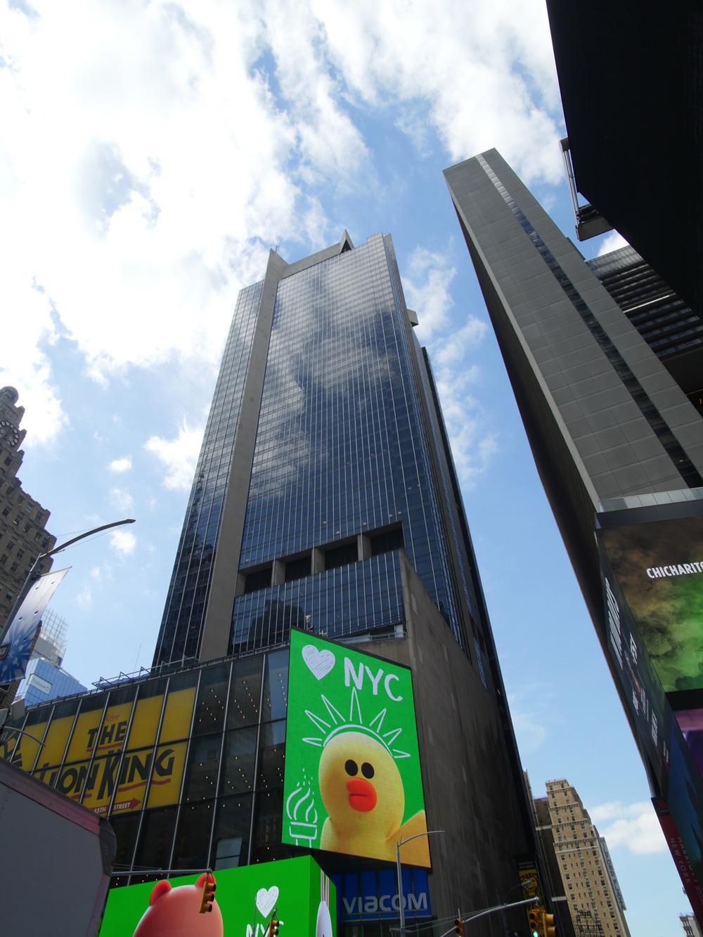 1515 Broadway Skyline Restoration