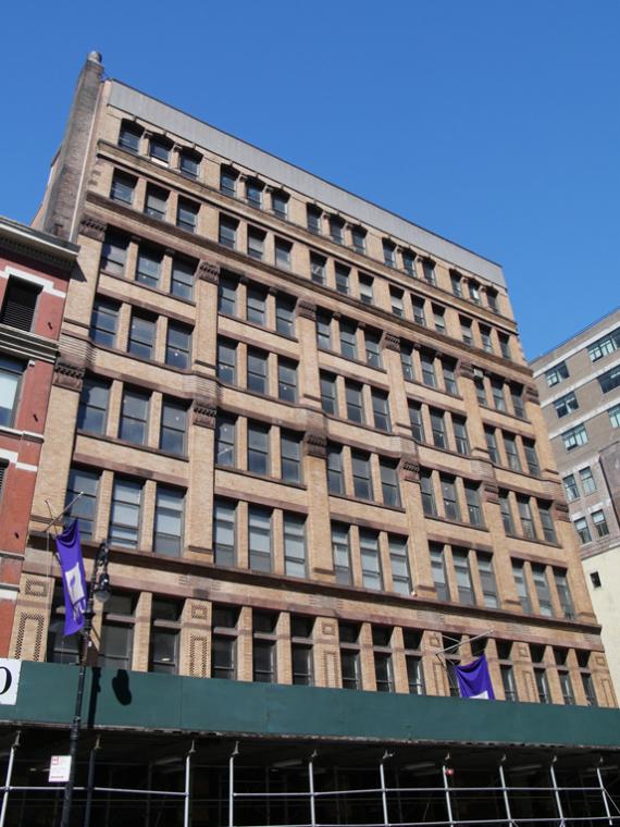 NYU – 404 Lafayette Street