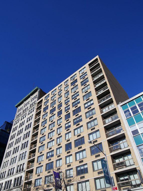 NYU – Carlyle Court